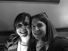 Maria Stout and Moi