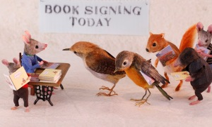 book signing birds