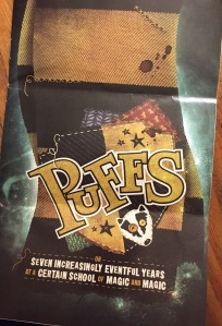 Puffs Playbill